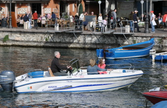 Picture of motorboat Ranieri Azzurra